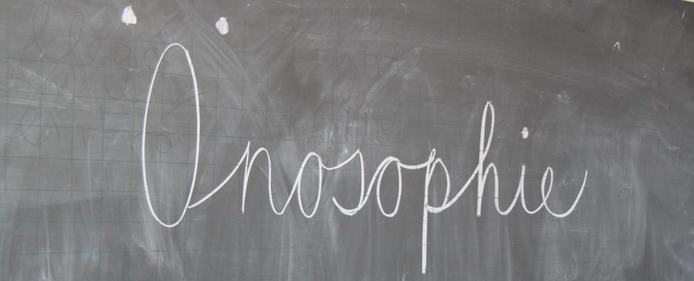 oenosophie